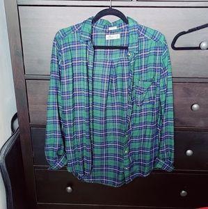 *2 FOR $28/$18 EACH* Hollister Flannel Shirt